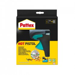 Pattex - Zestaw Hot Sticks (pistolet + klej)