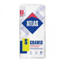 Atlas - klej do styropianu Grawis S