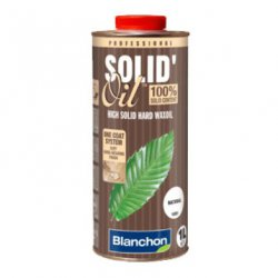 Blanchon - olej woskujący high solid Solid Oil