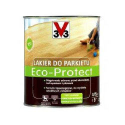 V33 - lakier do parkietu Eco Protect
