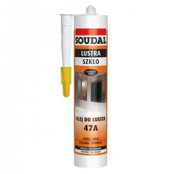 Soudal - klej do luster 47A